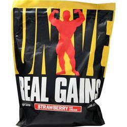 Universal Nutrition Real Gains Strawberry Ice Cream 6.85 lbs
