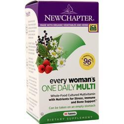 New Chapter Every Woman's One Daily Multi 96 tabs