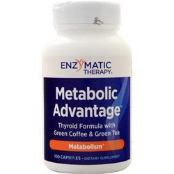Enzymatic Therapy Metabolic Advantage 100 caps