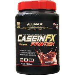 Allmax Nutrition Casein FX Chocolate 2 lbs