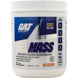 GAT JetMass Orange Creme 720 grams