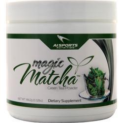 AI Sports Nutrition Magic Matcha Green Tea Powder 144.2 grams