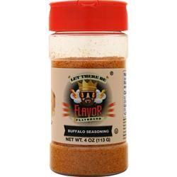 Flavor God Let There Be Flavor Buffalo Seasoning 4 oz