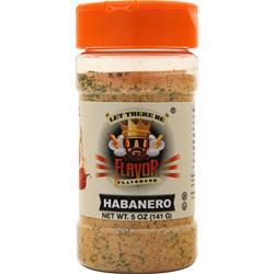 Flavor God Let There Be Flavor Habanero 5 oz