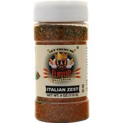 Flavor God Let There Be Flavor Italian Zest 4 oz