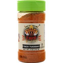 Flavor God Let There Be Flavor Taco Tuesday 5 oz