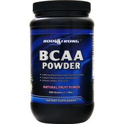 BodyStrong BCAA Powder Unflavored 500 grams