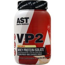 AST VP2 - Whey Protein Isolate Creamy Vanilla 1.98 lbs
