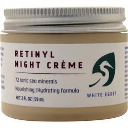White Egret Retinyl Night Creme 2 fl.oz