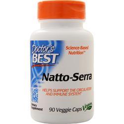 Doctor's Best Best Natto-Serra 90 vcaps