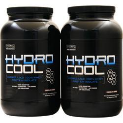 Ultimate Nutrition Hydro Cool Protein (Buy 1 Get 1 Free) Chocolate Creme 6 lbs
