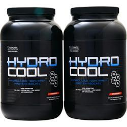 Ultimate Nutrition Hydro Cool Protein (Buy 1 Get 1 Free) Strawberry 6 lbs