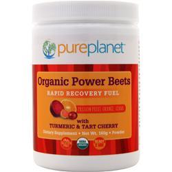 Pure Planet Organic Power Beets - Rapid Recovery Fuel Orange/Guava 160 grams