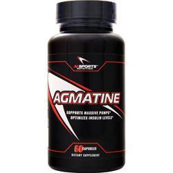 AI Sports Nutrition Agmatine 60 caps