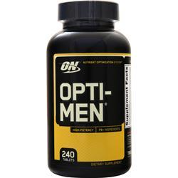 Optimum Nutrition Opti-Men Multivitamin 240 tabs