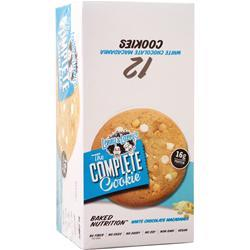 Lenny and Larry's The Complete Cookie White Chocolate Macadamia 12 pack