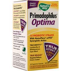 Nature's Way Primadophilus Optima 30 vcaps