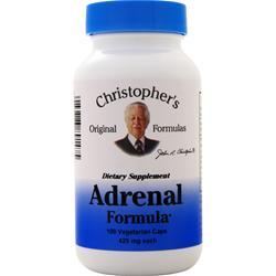 Christopher's Original Formulas Adrenal Formula 100 vcaps