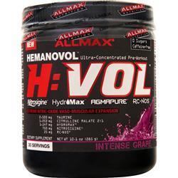Allmax Nutrition H:VOL Dragon Fruit Punch 10.1 oz