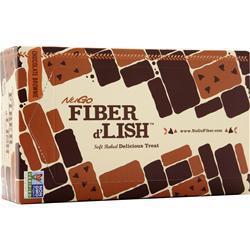 Nugo Nutrition Fiber d'Lish Bar Chocolate Brownie 16 bars