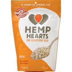 Manitoba Harvest Hemp Hearts - Raw Shelled Hemp Seeds 1 lbs