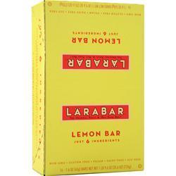 Lara Bar LaraBar Lemon Bar 16 bars