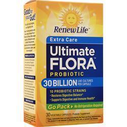 Renew Life Ultimate Flora RTS - 30 Billion 30 vcaps