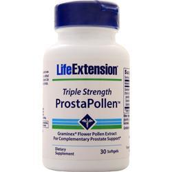Life Extension ProstaPollen - Triple Strength 30 sgels
