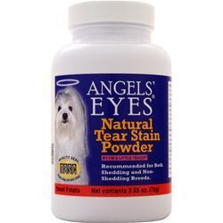 Angels Eyes Natural Tear Stain Powder Sweet Potato 75 grams