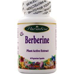 Paradise Herbs Berberine 60 vcaps