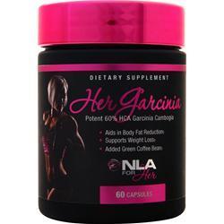 NLA For Her Her Garcinia 60 caps