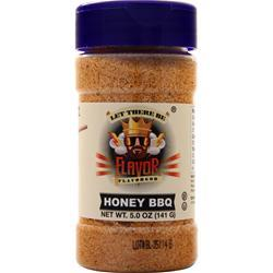Flavor God Let There Be Flavor Honey BBQ 5 oz