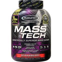 Muscletech Mass Tech - Performance Series Strawberry 7 lbs