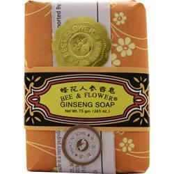 Bee And Flower Ginseng Soap 2.65 oz