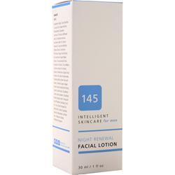Earth Science 145 Night Renewal Facial Lotion, 1 Fluid Ounce Fresh Peony Spot-Correcting Brightening Essence 1oz (30ml)