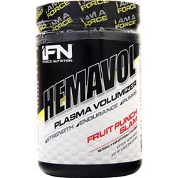 Iforce Hemavol Powder Fruit Punch Slam 240 grams