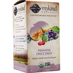 garden of life prenatal once daily 90 tabs - Garden Of Life Prenatal