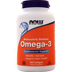 Now Omega-3 200 sgels