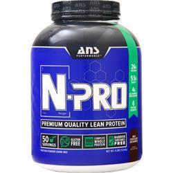 ANS Performance N-Pro Milk Chocolate Decadence 4 lbs