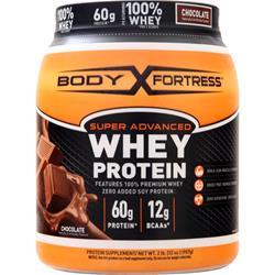 Body Fortress Super Advanced Whey Protein Chocolate 2 lbs