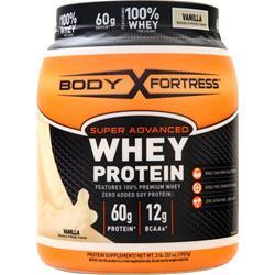 Body Fortress Super Advanced Whey Protein Vanilla 2 lbs