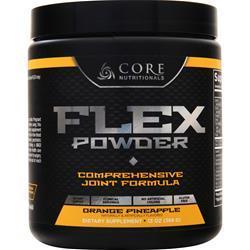 Core Nutritionals Flex Powder Orange Pineapple 368 grams