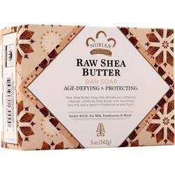 Nubian Heritage Bar Soap Raw Shea Butter 5 oz