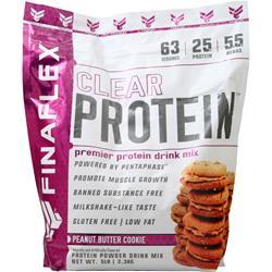 Finaflex Clear Protein Peanut Butter Cookie 5 lbs