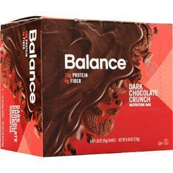 Balance Bar Balance Bar Dark Chocolate Crunch 6 bars