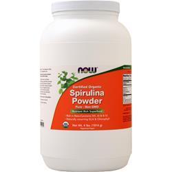 Now Spirulina Powder 4 lbs