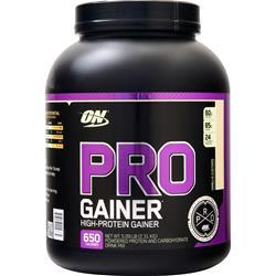 Optimum Nutrition Pro Gainer - High Protein Gainer Vanilla Custard 5.08 lbs
