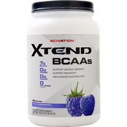 Scivation Xtend BCAAs Raspberry Blue 1248 grams