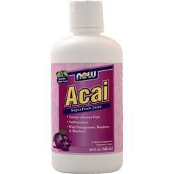 Now Acai 32 fl.oz