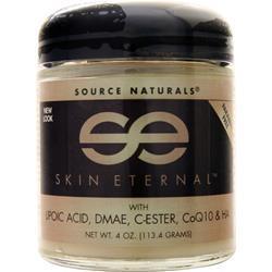 Source Naturals Skin Eternal Cream 4 oz